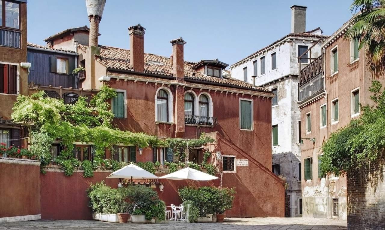 Hotell i nærheten av Accademia Venezia