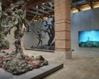 Damien Hirst, Mostra a Palazzo Grassi e Punta della Dogana