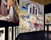 Magister Giotto Exhibit at the Scuola Grande della Misericordia