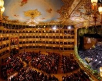 King Crimson Concert at La Fenice Theatre in Venice